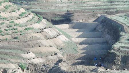 内蒙古自治区乌兰察布市卧龙山荒山治理 - 中国生态