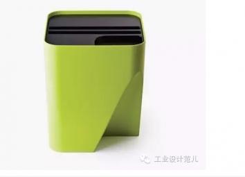 可任意折叠组合式垃圾桶冰冻垃圾桶的创意概念设计